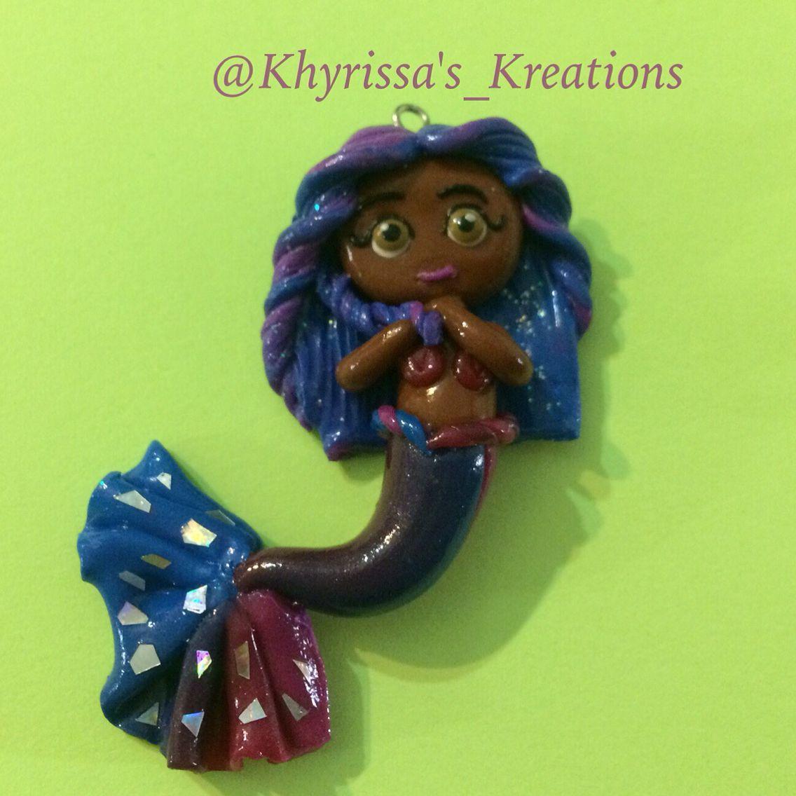 Cute lil mermaid I created :) #repost