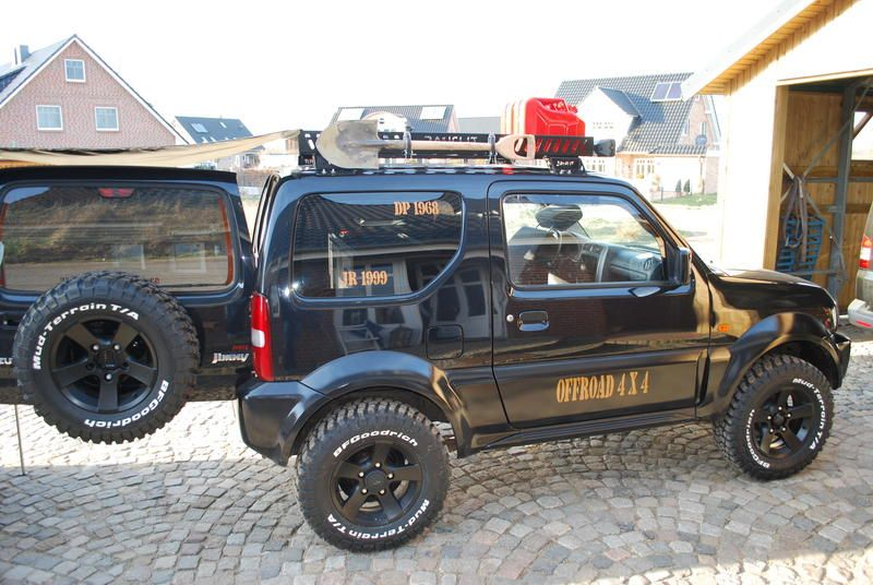 jimny camper suzuki jimny autos und motorr der autos. Black Bedroom Furniture Sets. Home Design Ideas