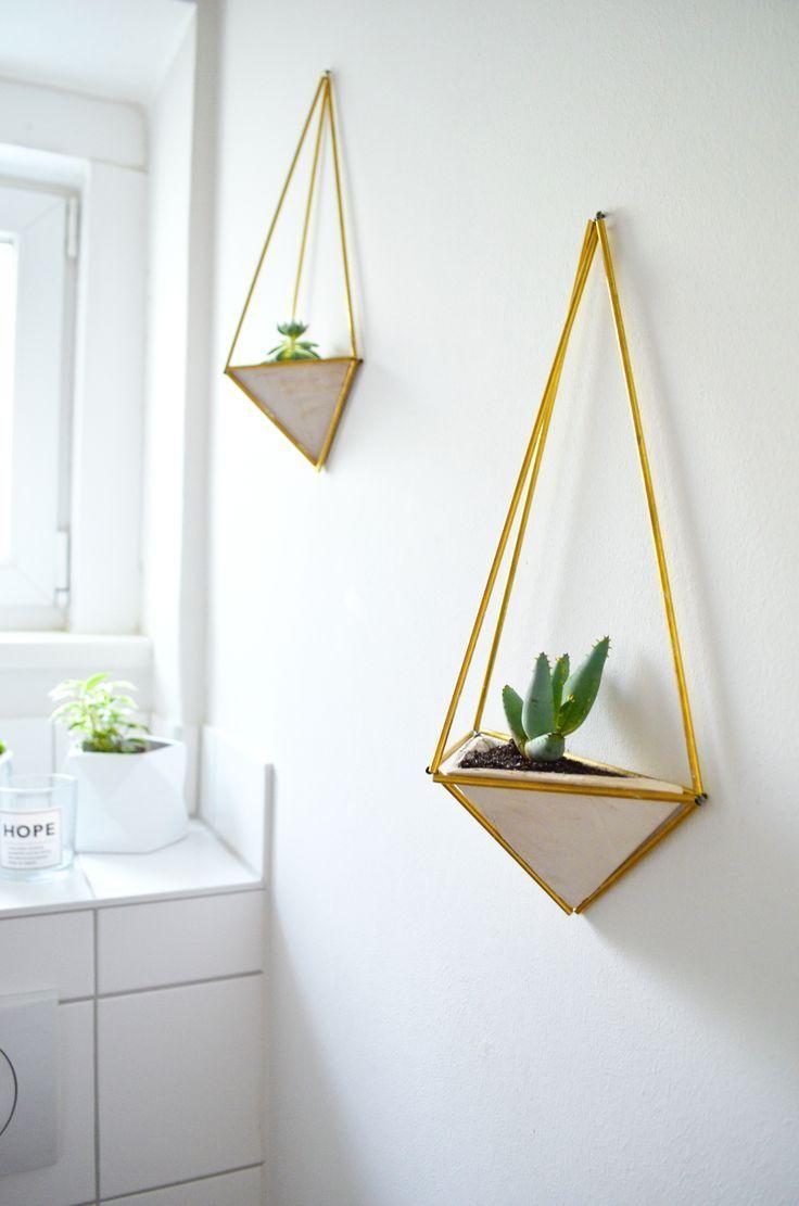 Make It Boho Einrichtung Diy Und Dekoration Diy Geometrischer
