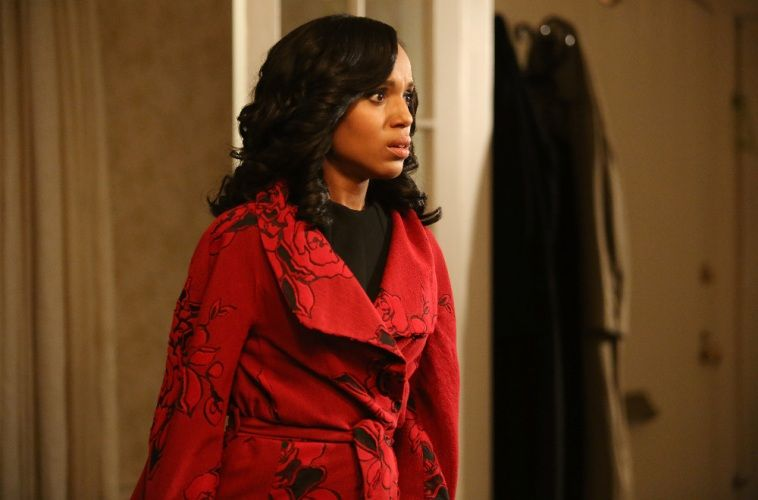 BuddyTV Slideshow | 'Scandal' Mid-Season Premiere Photos: Mellie Comes to OPA