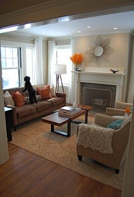 The Trouble With Paint Colors Brown Sofa Living Room Brown