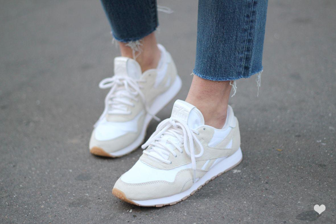 J'aime tout chez toi - Reebok x Maison Kitsuné sneakers