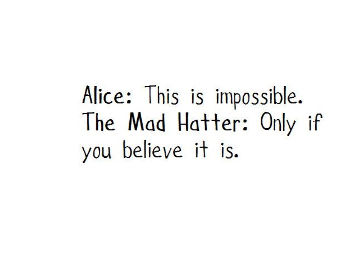 Quotes From Alice In Wonderland 30 Alice In Wonderland Quotes  Mental Asylum Fantasy Story And