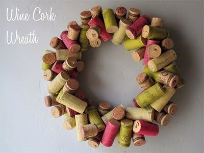 cork crafts: This one may be easier...