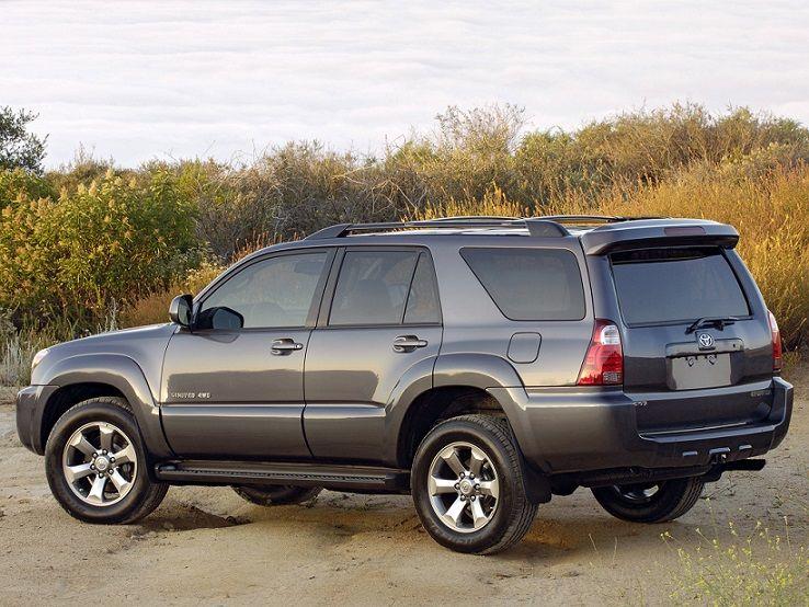 Toyota 4Runner (2005 2009). Toyota 4runner, 4runner