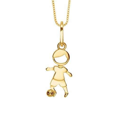 a3d99cd6bd96b Pingente Menino de Ouro Amarelo 18k - Coleção Mama   Kids Jewelry ...