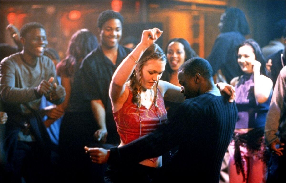 Save the last dance love scene