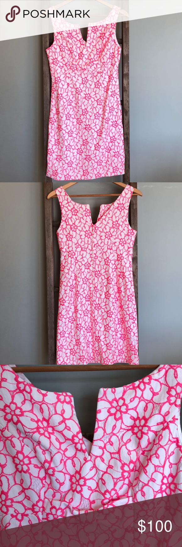 Lilly Pulitzer Daena Dress, Sz 6, NWT