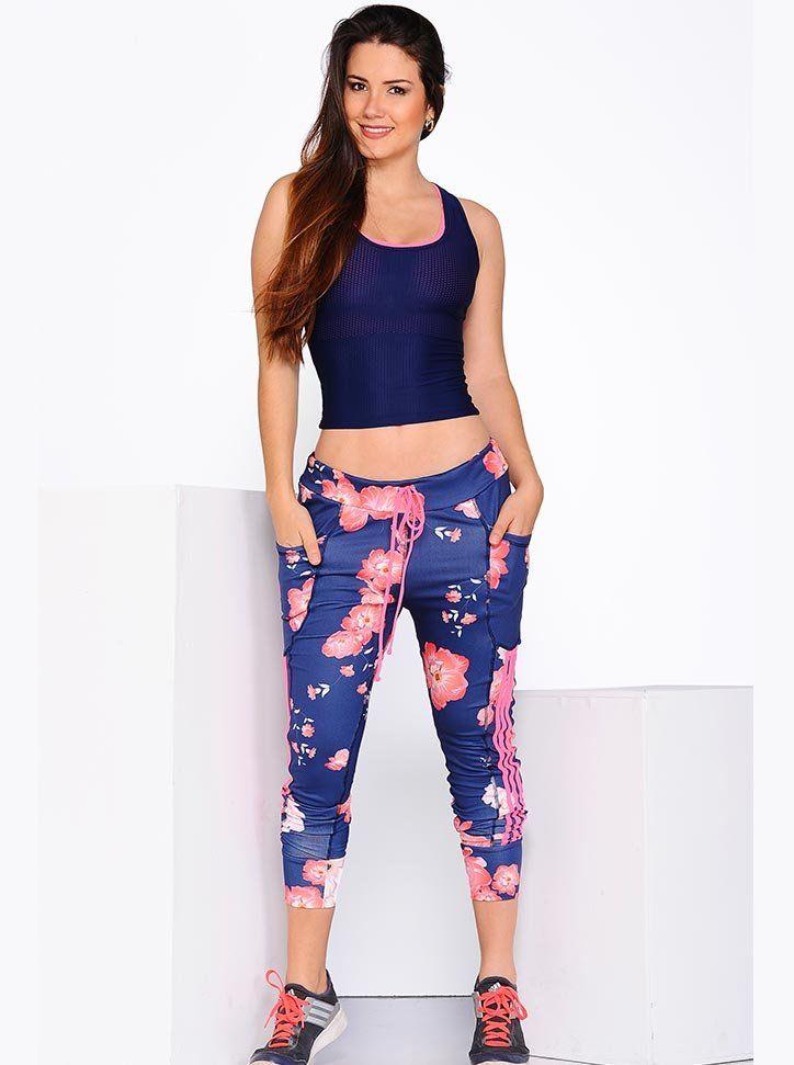 2200c443384f Outfit Femenino Con Joggers 686 en 2019 | Conjuntos Deportivos para ...