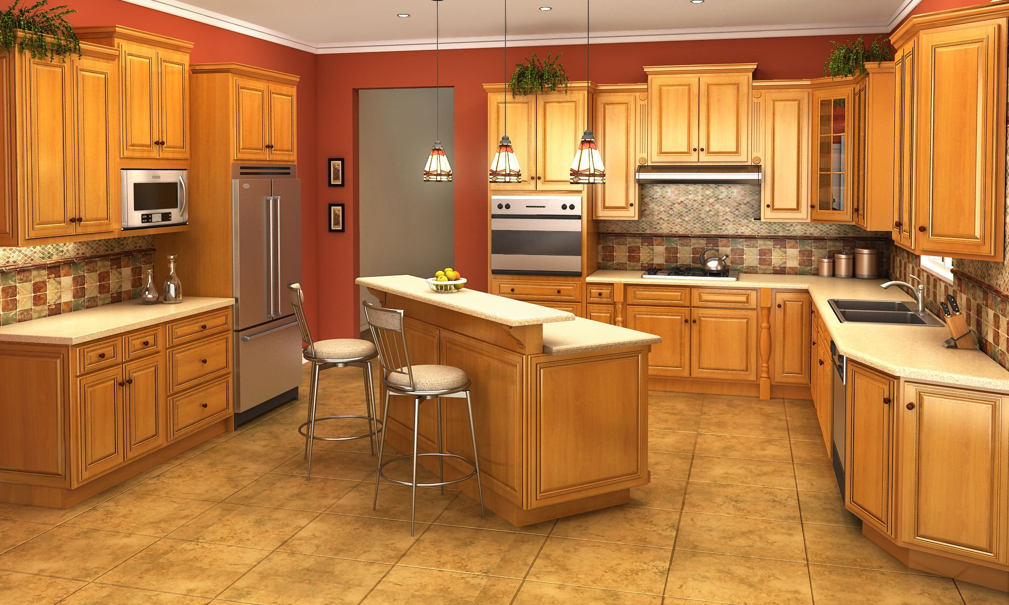 Savannah Cabinet Finish Assembled Kitchen Cabinets Online Kitchen Cabinets Wooden Kitchen Cabinets