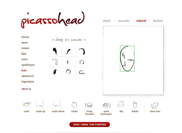 picasso head for a pick me up when im bored need a break funny. Black Bedroom Furniture Sets. Home Design Ideas