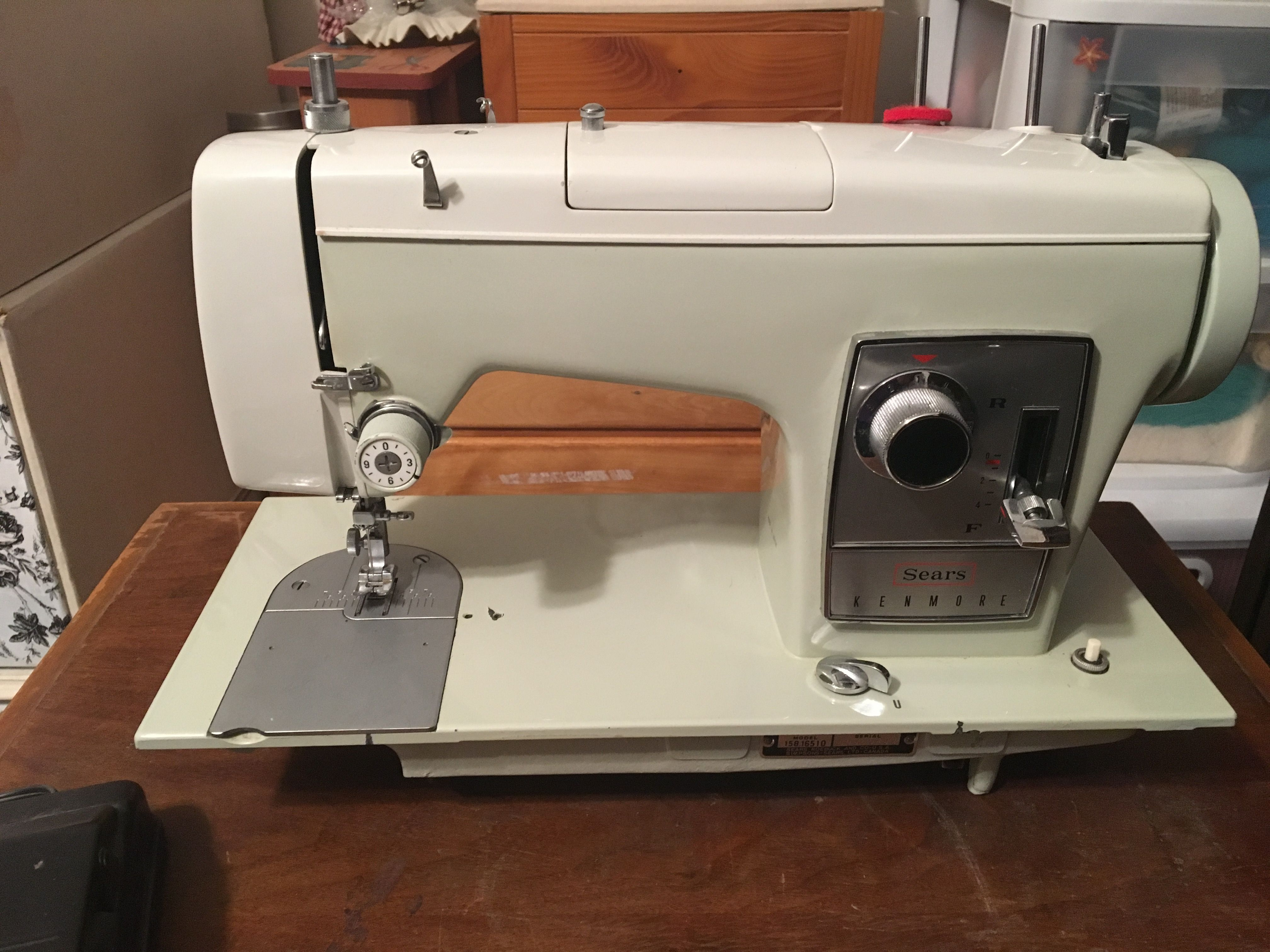 Pin by Faith Marston on My kenmore sewing machines