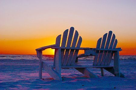 adirondack chairs on beach sunset. Modren Chairs The Best Thing In Life Is A Beach Chair Watch An Amazing Sunset With Adirondack Chairs On Beach Sunset L