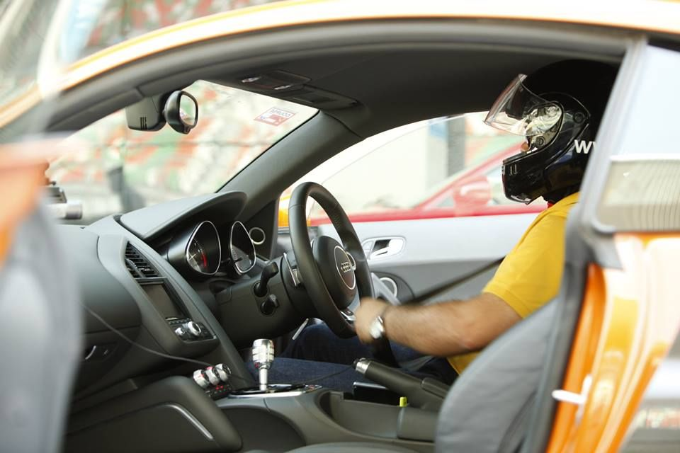 The Audi Sportscar Experience gives our sportscar fans an