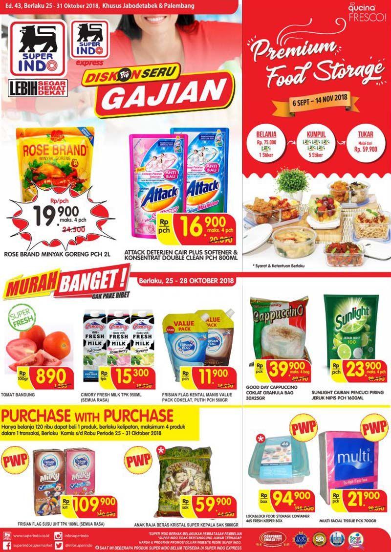 Macet Lovers Tau Gak Sudah Ada Katalog Super Indo Supermarket