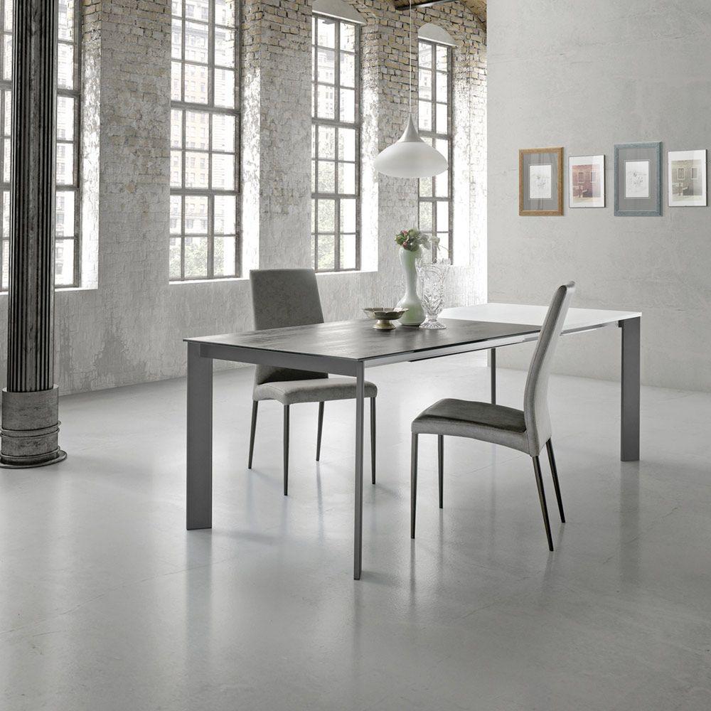 Tavolo moderno allungabile fino a 310cm Tommy in ...
