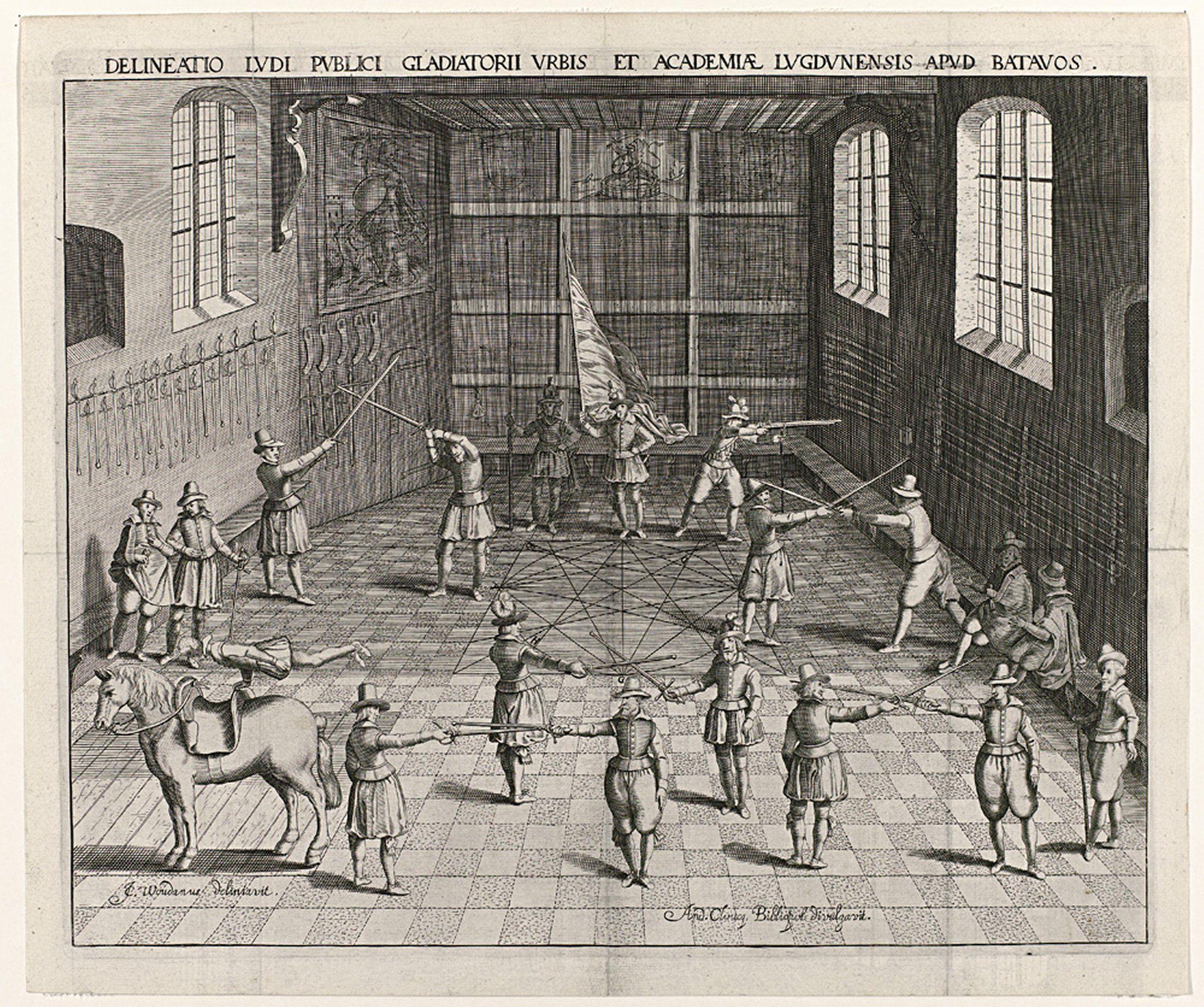 Fun back in lyon in the 17th century historical european