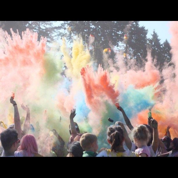 colour me rad