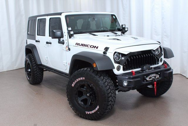 Marvelous Used 2016 Jeep Wrangler Unlimited Rubicon 4D Sport Utility For Sale   Only  $49,999. Visit Red Noland Pre Owned In Colorado Springs CO Serving Denver,  ...