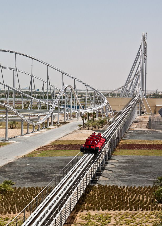 The World's Most Amazing Roller Coasters - Cool Stuff - ShortList Magazine