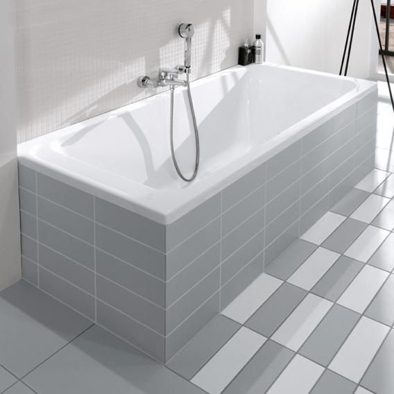 Villeroy Boch Architectura Solo Baignoire Rectangulaire Blanc Uba157ara2v 01 Reuter Com Baignoire Rectangulaire Baignoire Inspiration Salle De Bain