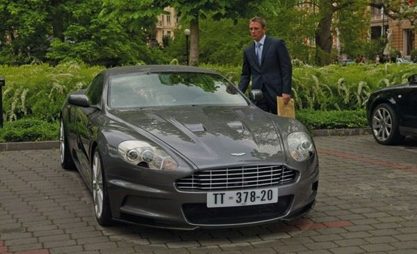 Photo of 2007 Aston Martin DBS  Casino Royale (2006) #bondcars #bond #cars #vehicles
