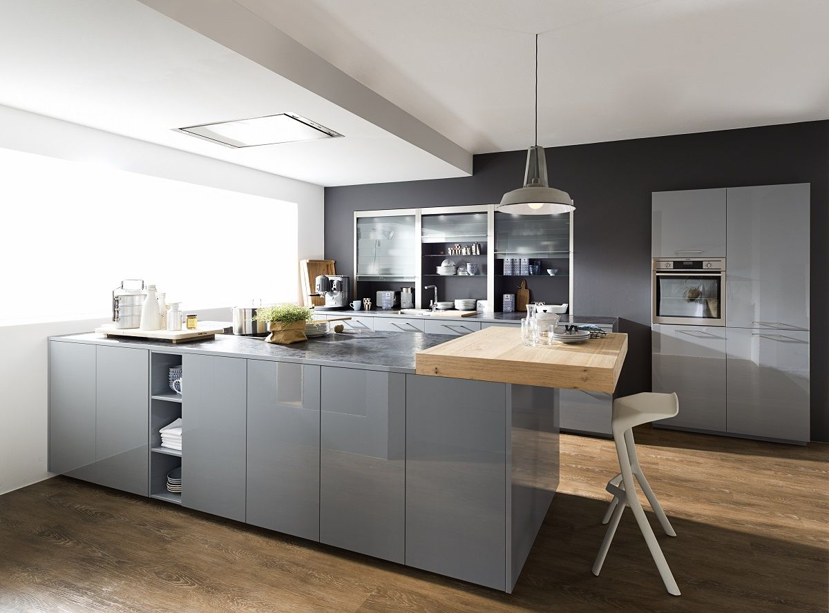 Visezi la propriul tau birou acasa? Alege o bucatarie inspirata care iti poate indeplini visele, intr-un spatiu care nu este dedicat doar gatitului.