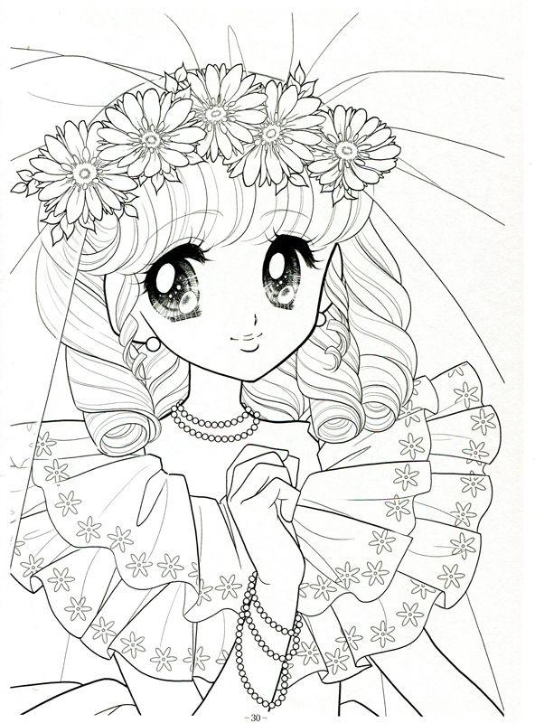 Dibujos De Animé Y Manga Para Colorear E Imprimir Colorear Imágenes Dibujos De Anime Colorear Anime Libro De Colores