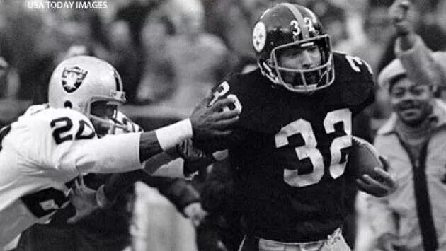 42 YEARS AGO TODAY, THE IMMACULATE RECEPTION, THANKS FOR THE MEMORIES FRANCO