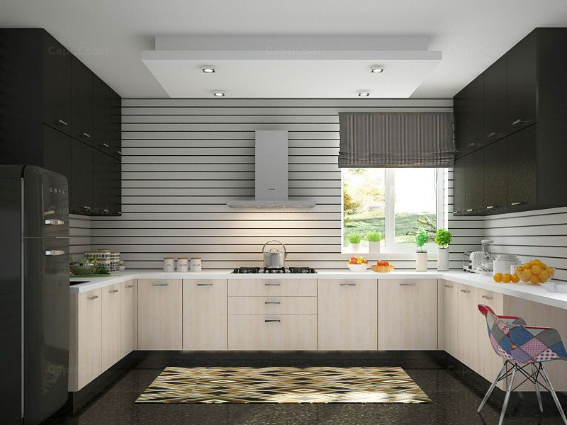 All Interior Works Provides All Kinds Of Modular Kitchen Kitchen