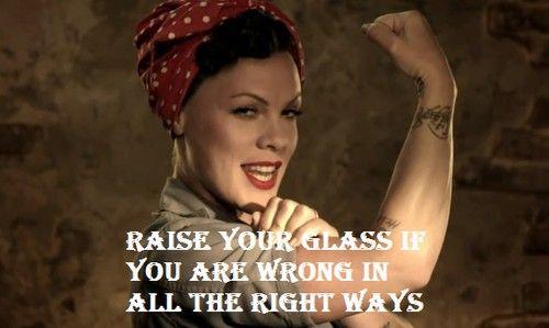 raise ur glass :3