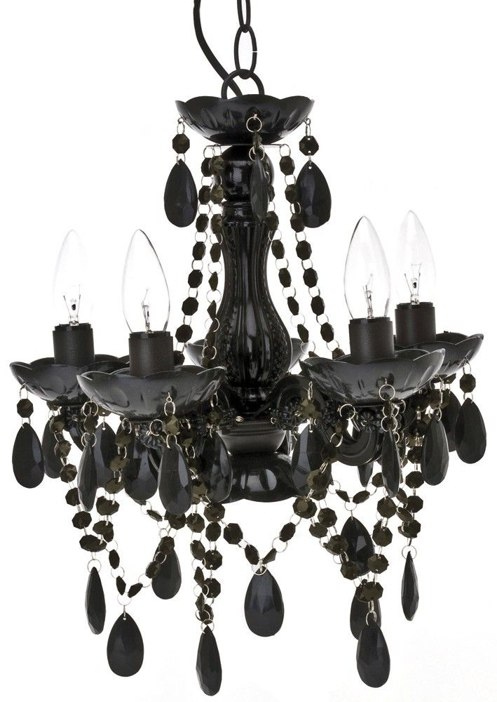 Morbid Madame Hanging Chandelier 86 00 Sourpuss Clothing