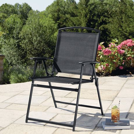 Mainstays Cranston Steel Folding Chair