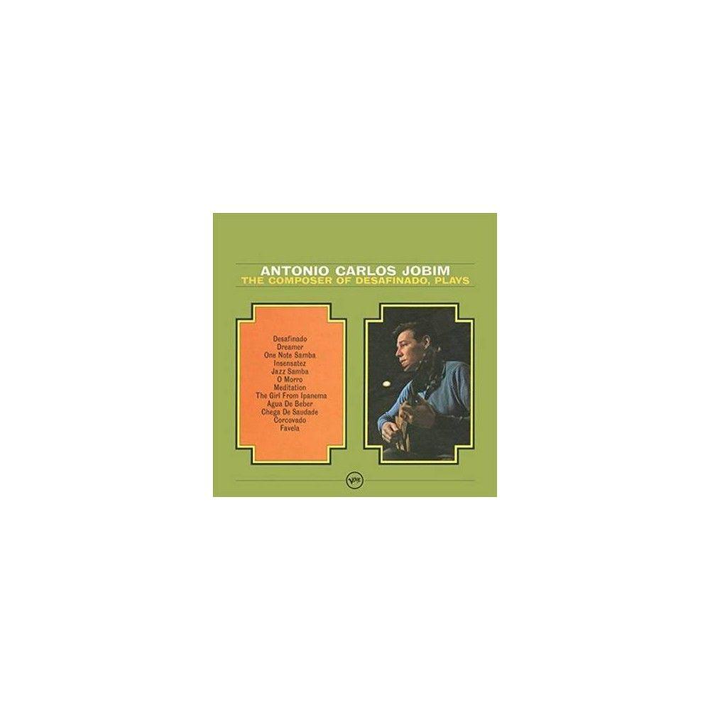 Antonio Carlo Jobin Composer Of Desafinado Plays Vinyl Vinyl