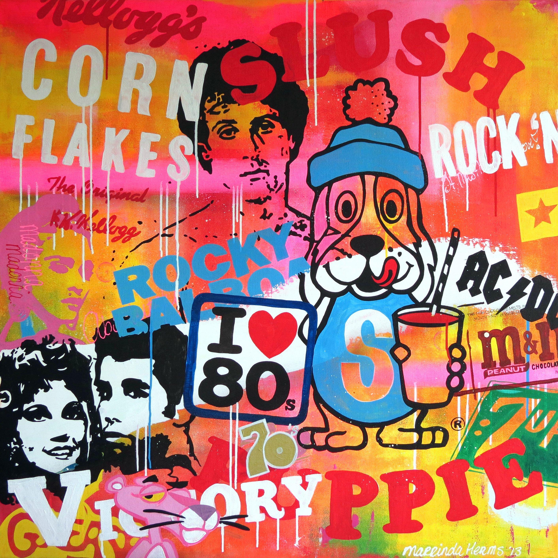 Pin by baylee fitzgerald on 80s pop art board in 2020