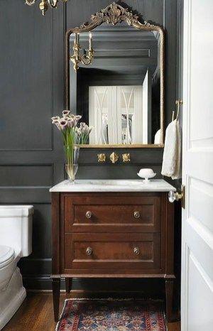 20 Efficient Small Powder Room Design Ideas Powder Room Decor