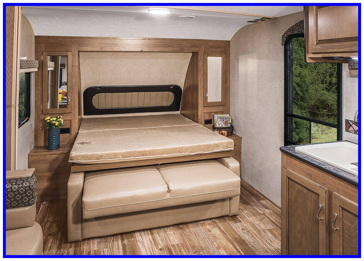 50 reference of murphy bed rv travel trailer in 2020