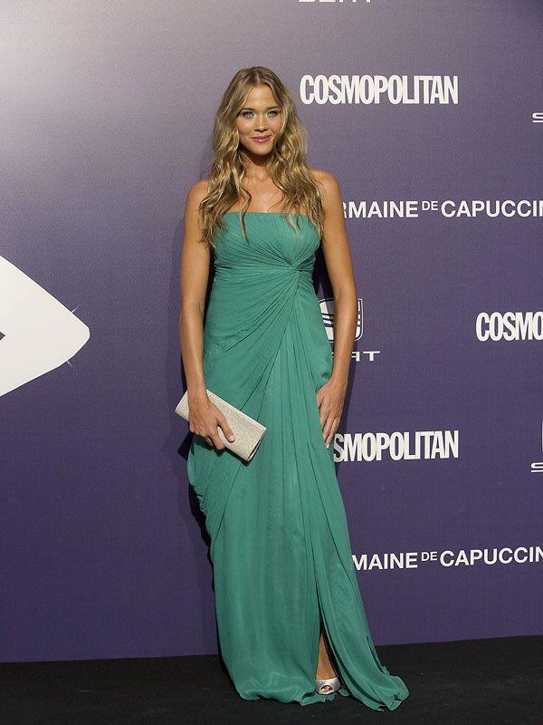 Vestidos verdes de fiesta | DRESSES | Pinterest | Vestido verde ...