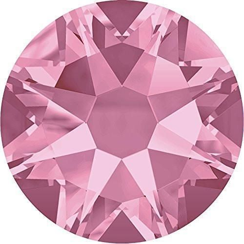 2058 /& 2088 Swarovski® Flatback Crystals Non Hotfix Crystal Volcano 2000