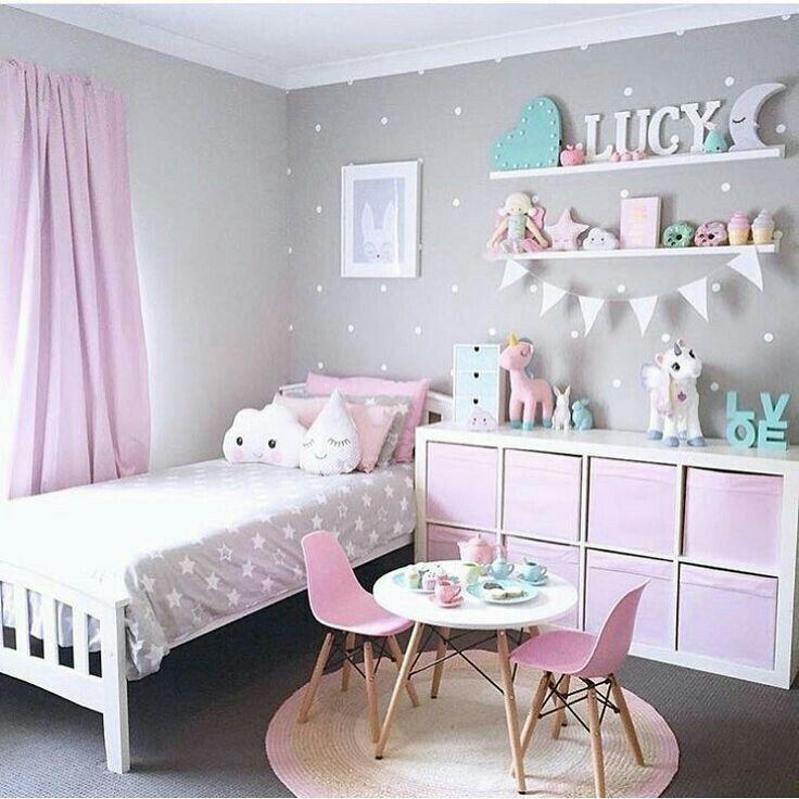 Pin de fashion estefi en habitacion infantiles recamara cuarto ni a y decoraci n dormitorio ni a - Decoracion habitacion infantil nina ...