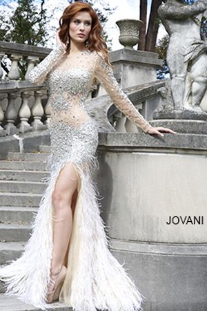 Jovani Pageant Prom Dress 73073 | Prom and Homecoming | Pinterest