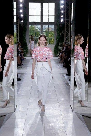 Balenciaga Spring/Summer 2014 - Shows - Fashion - GLAMOUR Nederland