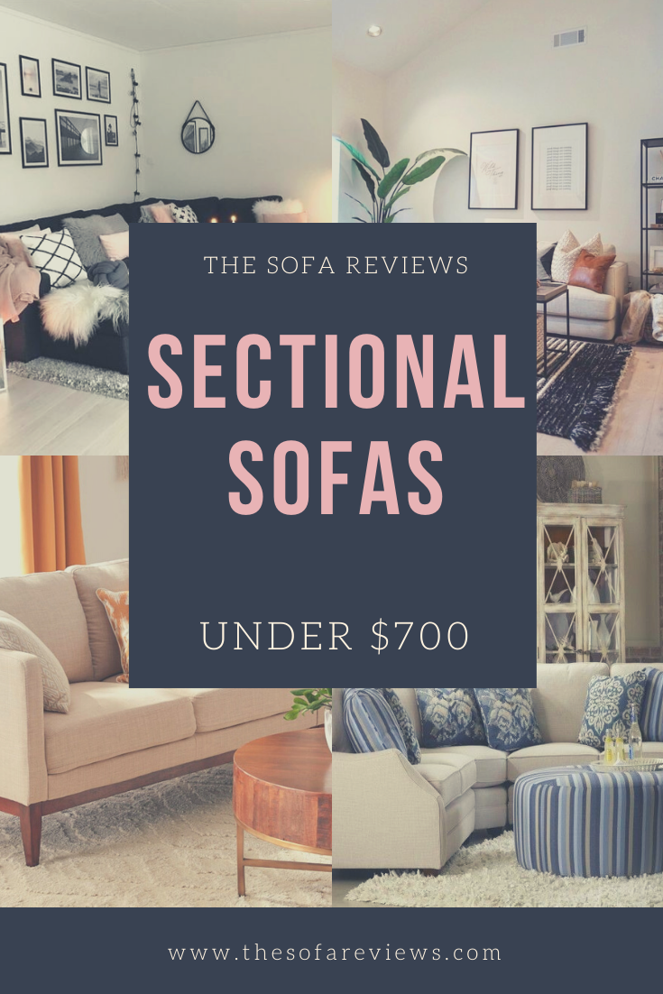 Top 6 Best Sectional Sofas Under 700 Updated 2020 In 2020 Sectional Sofa Modular Sectional Sofa Best Sofa