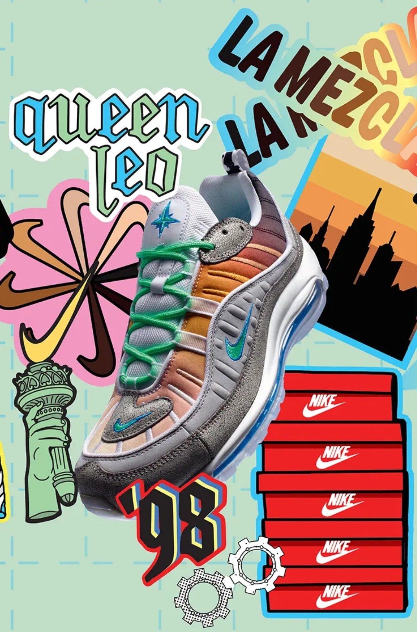Pin on Sneaker Mueum