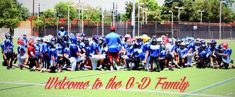 Offense Defense Football Camps Football Defense