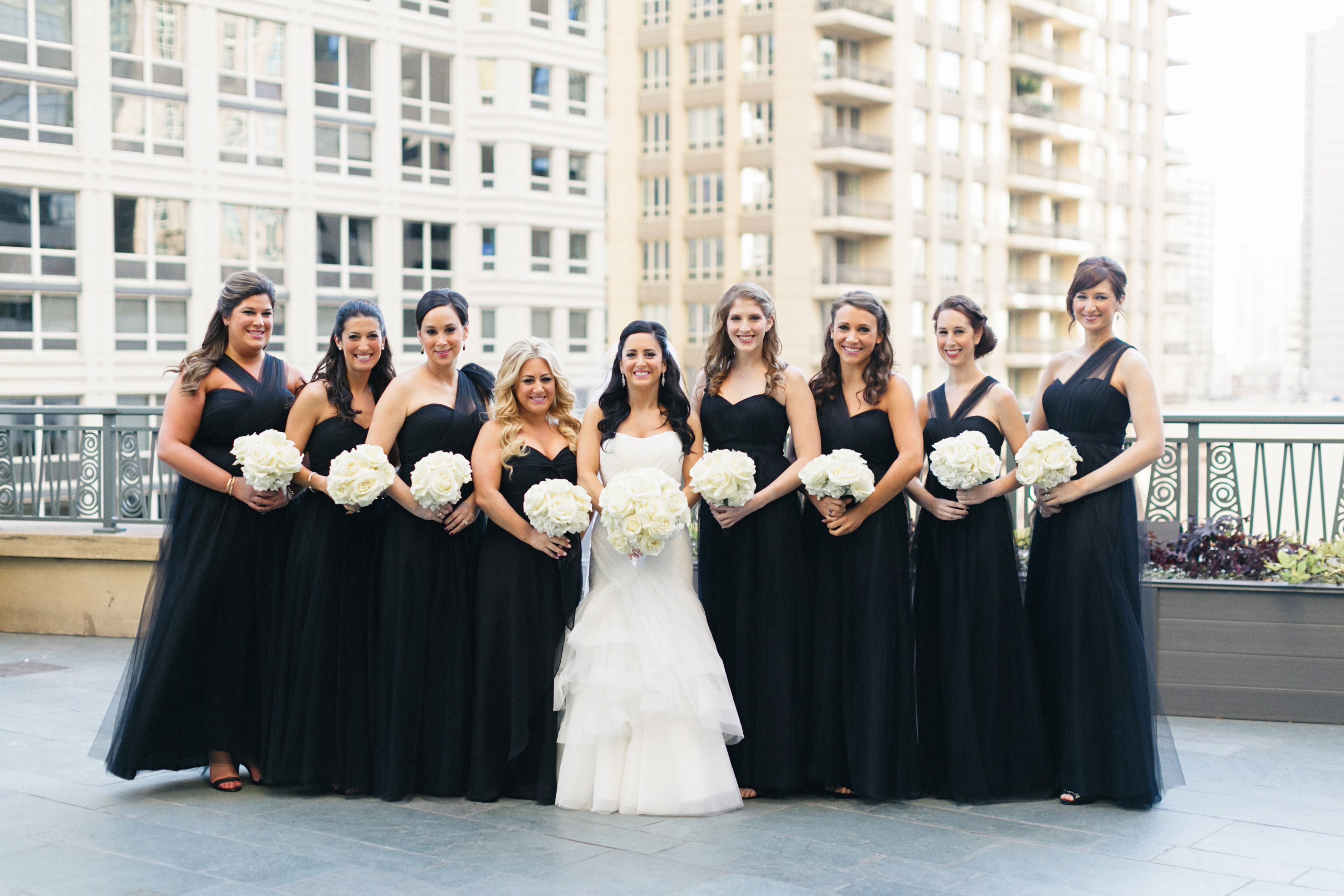 Black convertible bridesmaid annabelle jenny yoo bridesmaid jenny yoo collection bridal and bridesmaids dresses for the simple bride ombrellifo Images