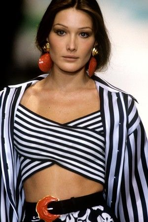 Carla Bruni Sarkozy On Music Fashion And Life After Politics Carla Bruni Young Carla Bruni Fashion