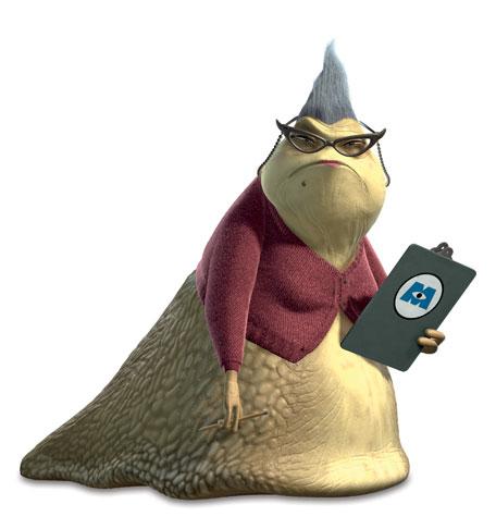 monsters inc roz - Google Search | Senior Hall Decor | Pixar