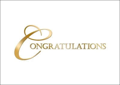 Congratulations Card Corporate Greeting Card Greeting Cards For