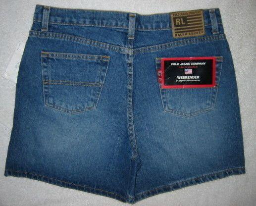 Ralph Lauren Polo Jeans Co Weekender Shorts Size 10P